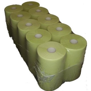 Handtuchrolle grün 2lg. a 10 Rollen