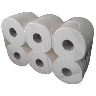 T-MINI-Toilettenpapier , hochweiß, 2 lg., a 12 x 170 m