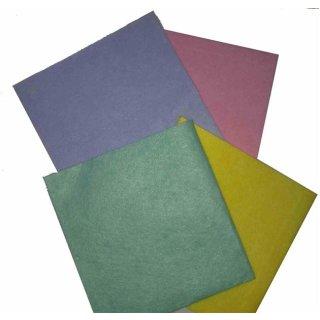 Vliesallzwecktuch 38 x 40 cm, grün, 125g/m²