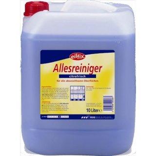 Eilfix® Allesreiniger Citro  a 10 L