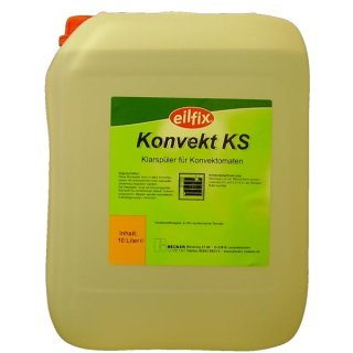 Konvekt KS- Klarspüler für Konvektomaten a 10 L