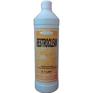 Restroclean 242, Fettlöser a 1 L