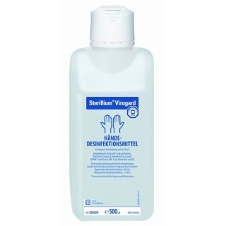 Sterillium® Virugard  500 ml,