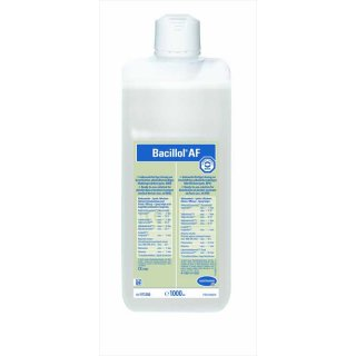 Bacillol® AF 1000 ml