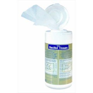 Bacillol® Tissues, Runddose mit 100 Tüchern