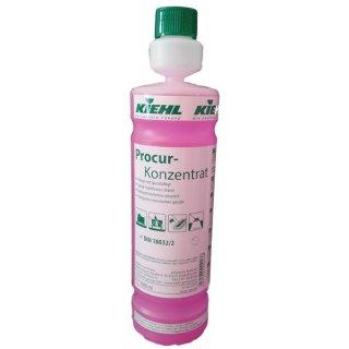 Procur- Konz. Reiniger mit Spezialpflege a 1 L