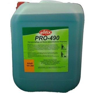 Klarwischpflege PRO-490, a 10 L