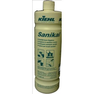 Sanikal Sanitärreiniger a 1 L