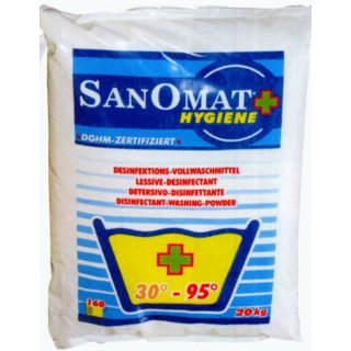 Sanomat Desinfektionswaschmittel, a 20 kg