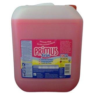 Primus - flüssiges Feinwaschmittel a 10 L