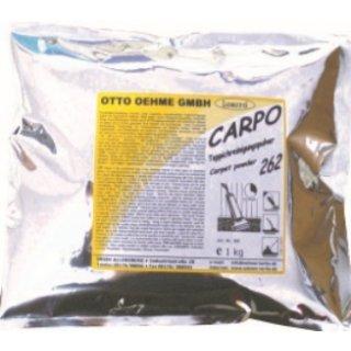 Carpo 262, Teppichreinigungspulver, 1 kg