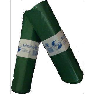 Müllsack 120l, grün, Typ 60, a 25 Stück/Rolle