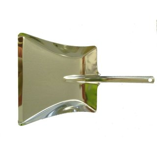 Kehrschaufel Edelstahl, 0,6 mm Blech