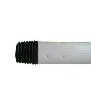 Besenstiel Metall-Kunststoffmantel, 130 cm