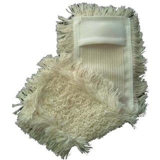 Wischbezug Schlinge/Franse, mit Taschen, a 40 cm
