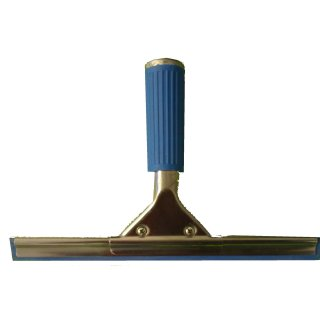 Fensterwischer aus rostfreiem Stahl, 25 cm breit