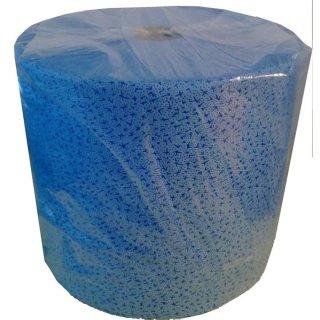 Putztuchrolle aus Polypropylen, blau, 38 x 32 cm, a 500 Blatt