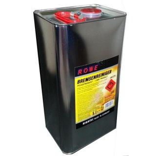 Bremsenreiniger, Blechkanister a 5 Liter
