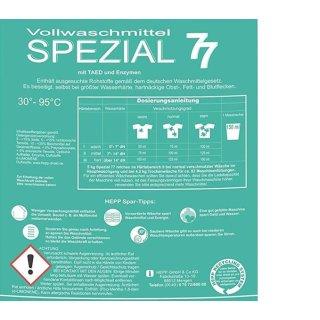 Spezial 77 Vollwaschmittel, a 10 kg