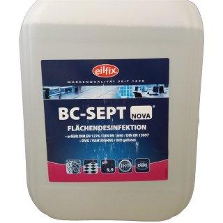 BC - Sept nova, Flächendesinfektion konz., a 10 L