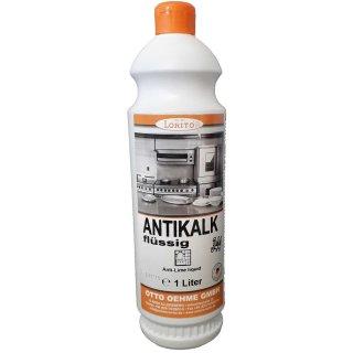 Antikalk flüssig, Flüssigentkalker für gewerbliche Spülmaschinen  a 1 L
