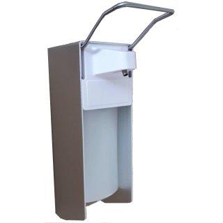 Aluminium - Armhebelspender
